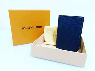 100% new Louis Vuitton LV cardholder