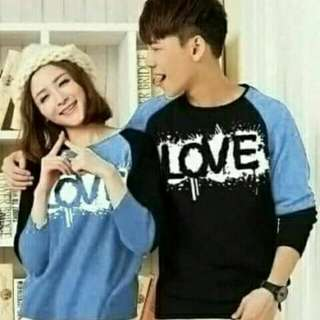 Baju couple spandex