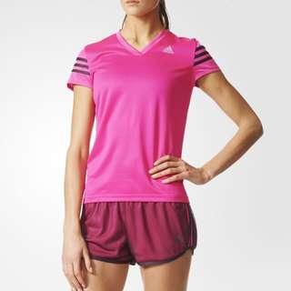 BNWT Adidas Women's Response Running Tee
