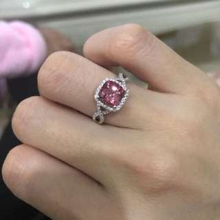 Customised Spinel Rings / Earring