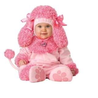 Baby Costume Poodle