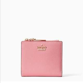 SALE Kate Spade Cameron Street Adalyn Small Wallet Pink Majolica