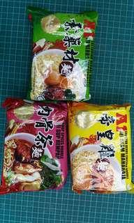 麵(每款4包裝)