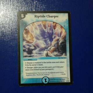 Duel Masters TCG English Vintage Riptide Charger