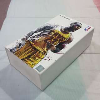 """Legit Brand New With Box Enterbay NBA LeBron James Cleveland Cavaliers 1/9 Scale Toy Figure 9"""""""