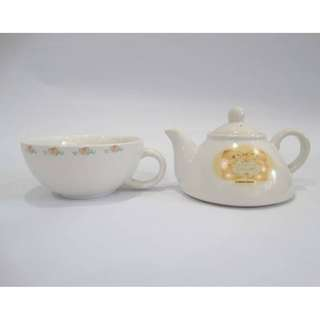 Forever Friend Small Teapot with Cup Set (NO BOX)