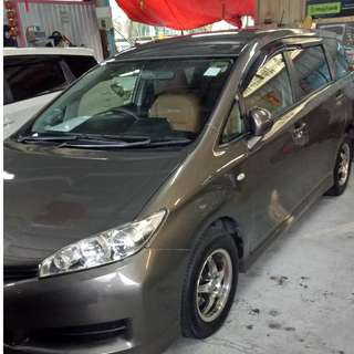 Want To Buy Toyota Wish