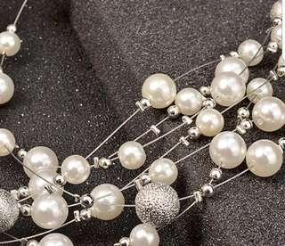 P2mart.com ✌ Pearl Necklace set