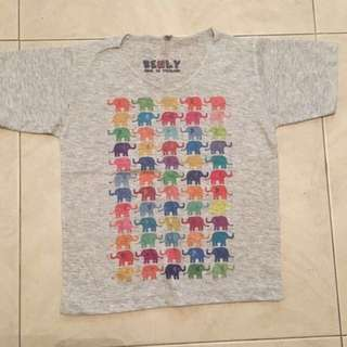 BN Colourful Elephant Top from Thailand