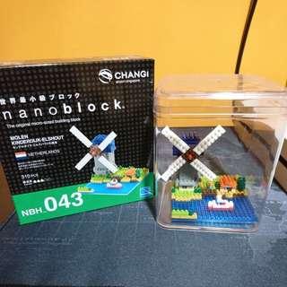 Nanoblocks NBH043 Netherlands