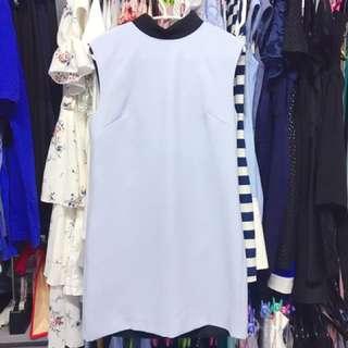 Reversible shift dress ( valentino cut label )
