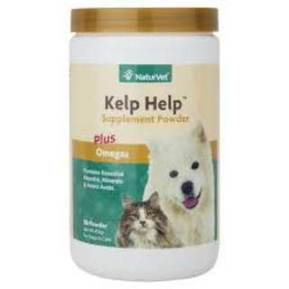 NaturVet Kelp Help Mineral & Vitamin Supplement 1lb