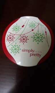 Simply pretty pressed powder