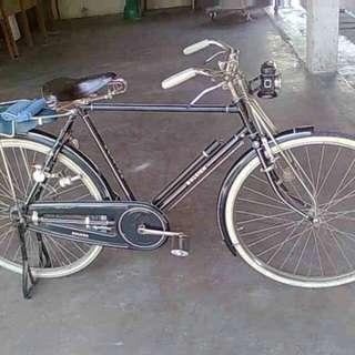 vintage original raleigh bicycle for sale