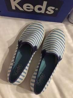 Keds Sneakers Slip On Slider Stripes