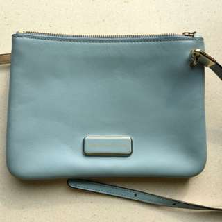 Marc by Marc Jacobs Ligero Double Percy Cross Bag