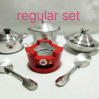 Miniature Cookware Set