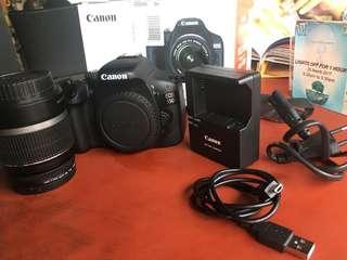 CANON EOS 550D DSLR CAMERA