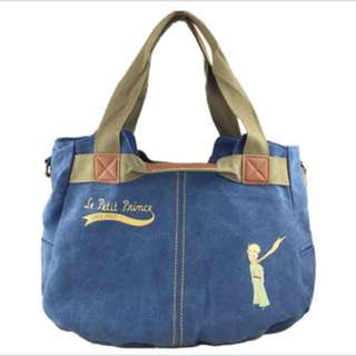 The Little Prince classic Authorization Multifunctional Shoulder Bag