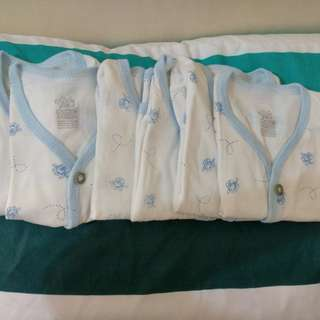 Minnies' & Mimi Buttoned Long Sleeve 6-9 Months