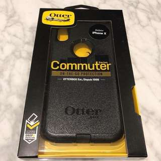 Original Brand New iPhone X Original Otter Box Back Case