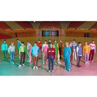 LF NCT 2018 Album