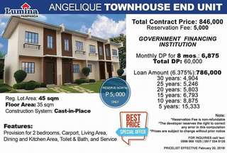 Affordable House and Lot in Pampanga!