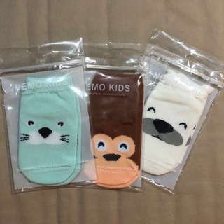 Cute Ankle Socks (3 for $5)