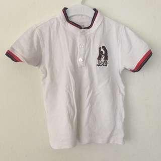 Polo Shirt hush puppies #Bajet20