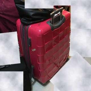 """28 吋 行李箱 膠 旅行喼 28"""" Suitcase Hard Luggage Baggage 四輪 4 Wheeled"""