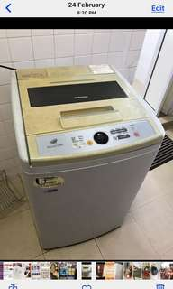Washing machine Samsung 6.5kg