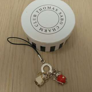 Thomas Sabo angel&devil charms