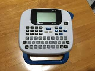 條碼標籤打印機