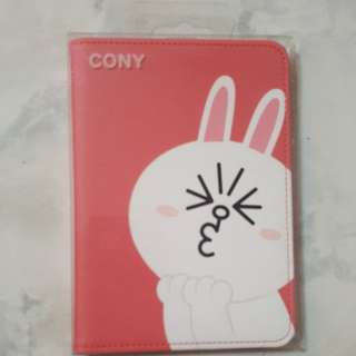 LINE Cony Passport Holder