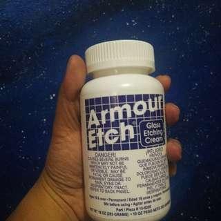 Armour Etch Cream (10 oz)
