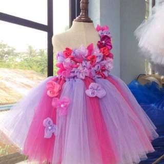 Flower Gown Baby Girl