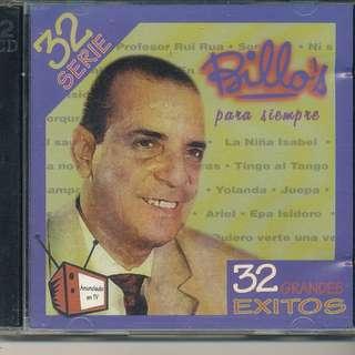 Billos Caracas Boys - Serie 32 Grandes Exitos (LATIN POP) AUDIO CD (2-CD) [z4]