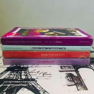 Wattpad books