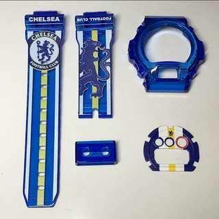 G shock custom  Chelsea