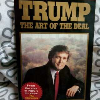 Trump: tje art of the deal Rj ledesma's I do or I die