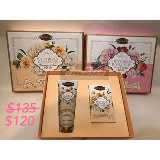現貨  泰國Beauty cottage perfume set