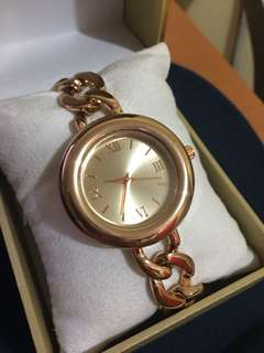 Charter Club Rose Gold Watch