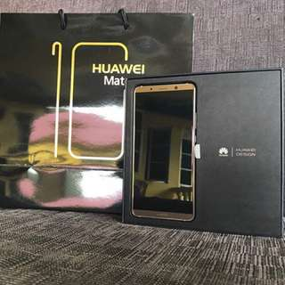 Huawei Mate 10 Pro (Date Purchased : 2/3/2018)