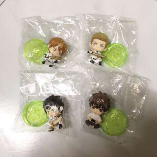 Diamond no Ace / Daiya no Ace : Gachapon Standee