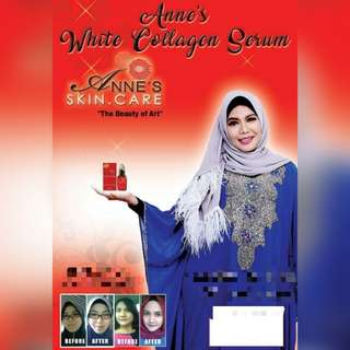 Anne's White Collagen Serum