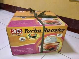 3D Turbo Roaster (Model: AX-111A)