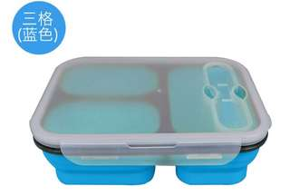 Brand New Foldable lunchbox