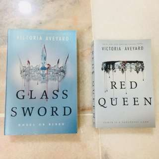 Red Queen & Glass Sword