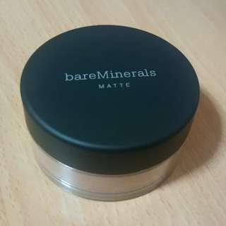 Bare Minerals Loose Powder Matte Foundation
