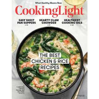Mar '18 Cooking Light - Digital Magazine ( PDF File)